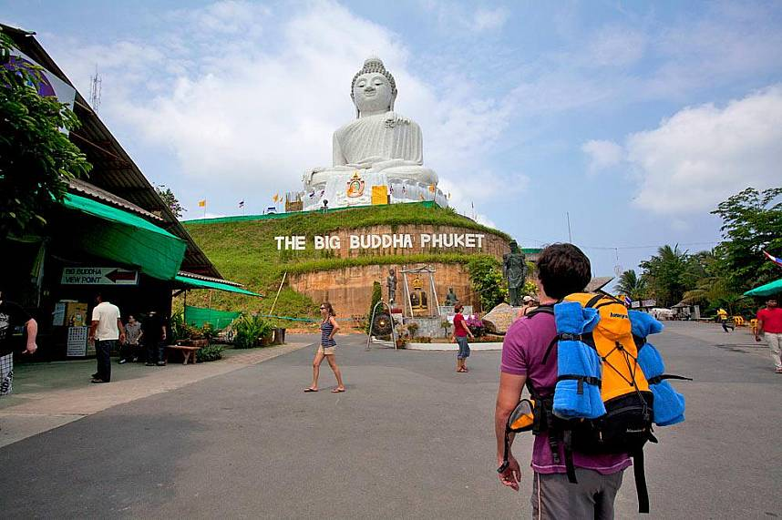 big buddha mountain in phuket