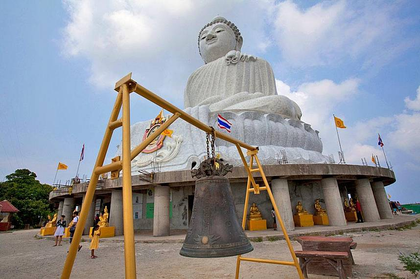 Big Buddha Mountain Phuket is a great holiday attraction