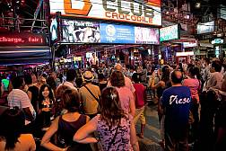 Bangla Road in Phuket
