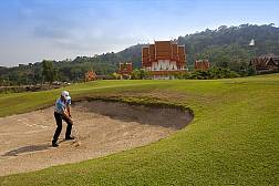 Phunaka Golf Course in Phuket