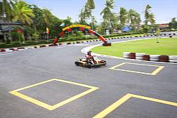 Phuket Racing Kart at Chalong