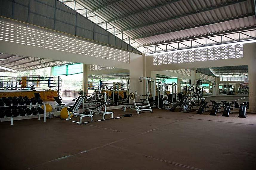Sinbi Thai Boxing Gym in Rawai welcomes not only boxing fans