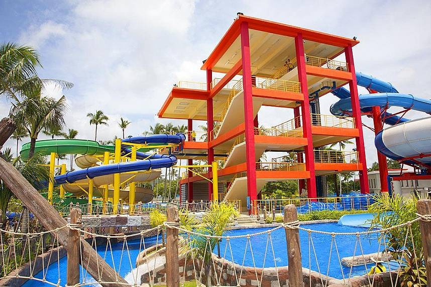 Phuket Splash Jungle Water Park - a great family attraction