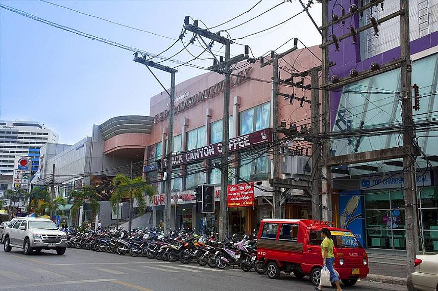 During a visit in the old Phuket town do some shopping at Robinson Shopping Center