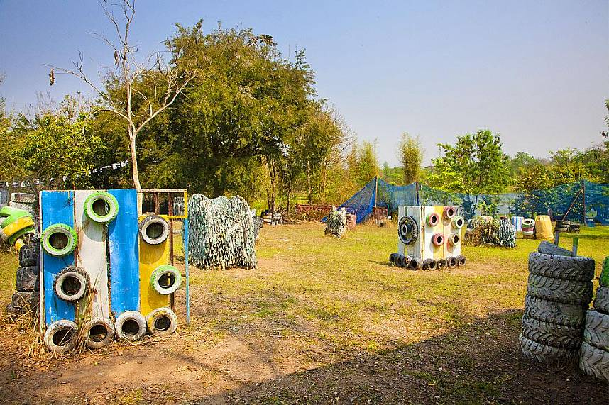 Lots of fun and adventure awaits you at Chiang Mai X-Center