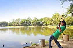 Borsang Fishing Park Chiang Mai