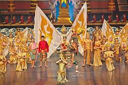 Alangkarn Theater - Kulturelle Thailand Show