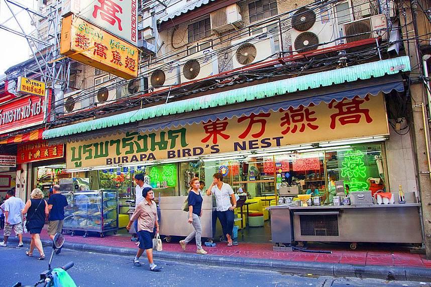 Day tour along Bangkok China Town and Yaowarat Road