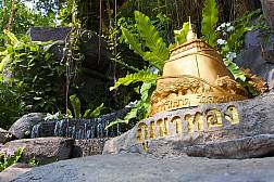 Golden Mountain Tempel in Bangkok