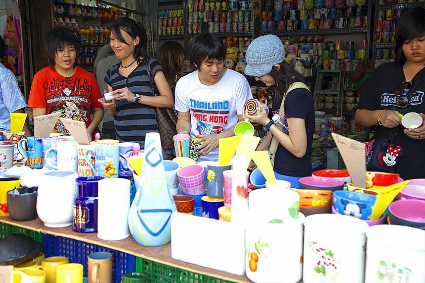 Chatuchak Weekend Market Bangkok is one of the greatest attractions during your holiday in Thailand