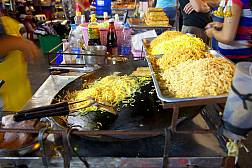 Улица Као Сан (Као Сан роуд) в Бангкоке