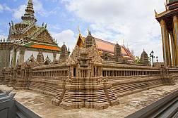 Wat Phra Kaew - Temple des Smaragd-Buddha