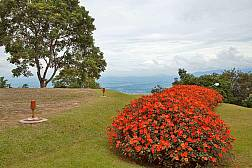 Doi Tung Mountain in Chiang Rai Province