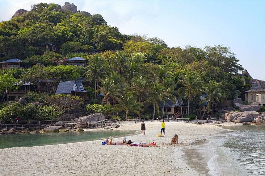 During your Samui holiday you should visit Kho Tao and Koh Nang Yuan