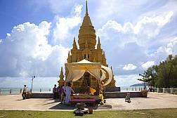 Пагода и Храм Лаем Сор