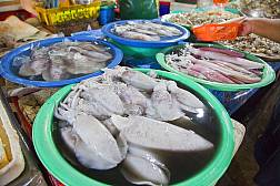 Bang Rak Fish Market