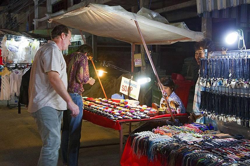 Maenam Night Market Koh Samui is a great place to buy some unique souvenirs