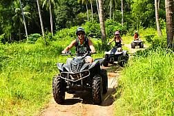 Samui Quad ATV