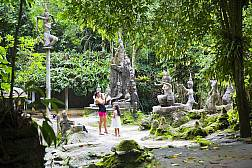Tanim Waterfall and Magic Garden in Koh Samui