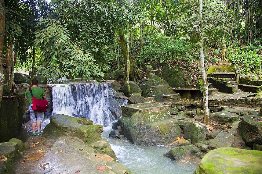 During your stay in paradise enjoy a day trip to Tanim Waterfall and Magic Garden Koh Samui