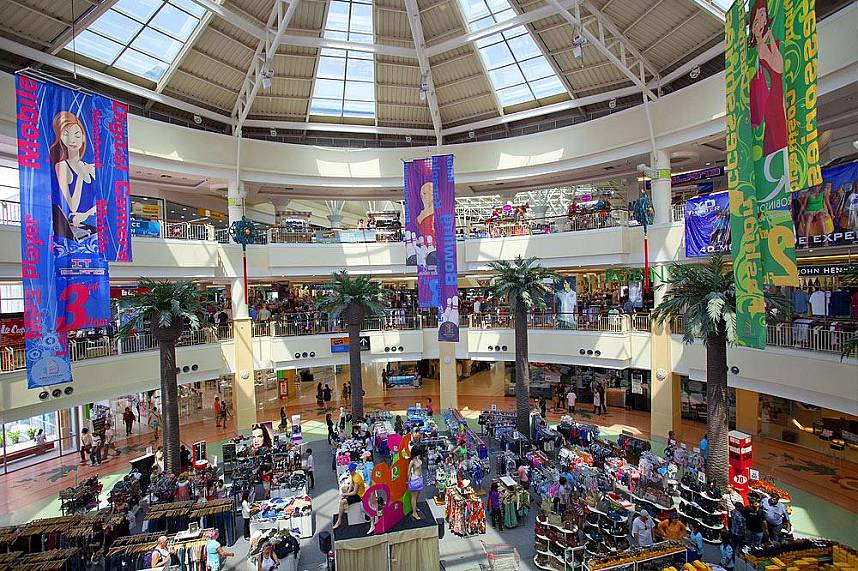 Huge department store at Patong in Phuket