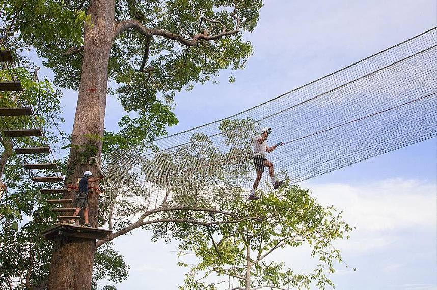 Xtream Adventure Phuket will give you a real adrenaline flash