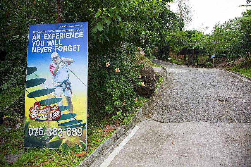 Xtream Adventure Phuket should not be missed during a Phuket holiday
