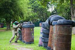 Paintball Park in Pattaya