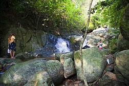 Nam Tok Chan Ta Then Waterfall