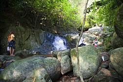 Водопад Чан Та Тхен (namtok Chan Ta Then)
