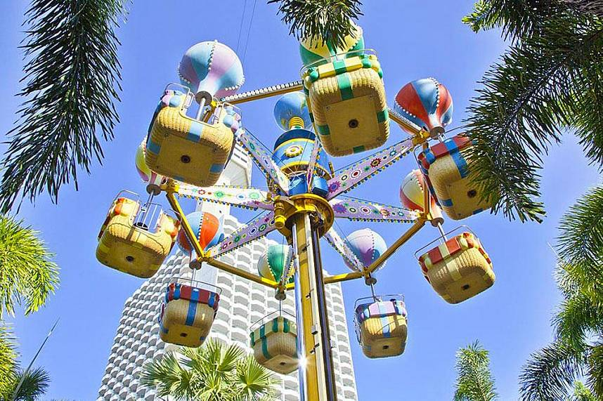 Great fun for your family holiday - Water Park in Pattaya
