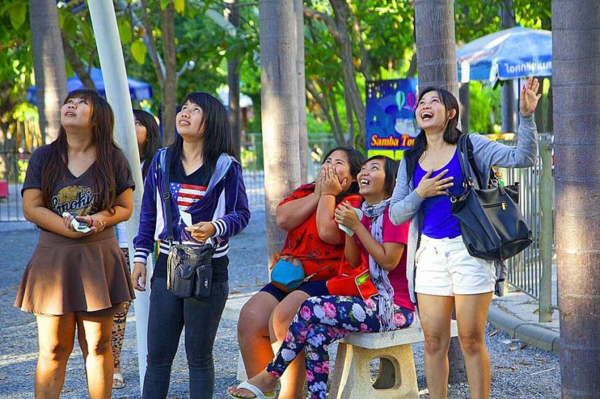 Join in for a fun holiday experience at Water Park in Pattaya