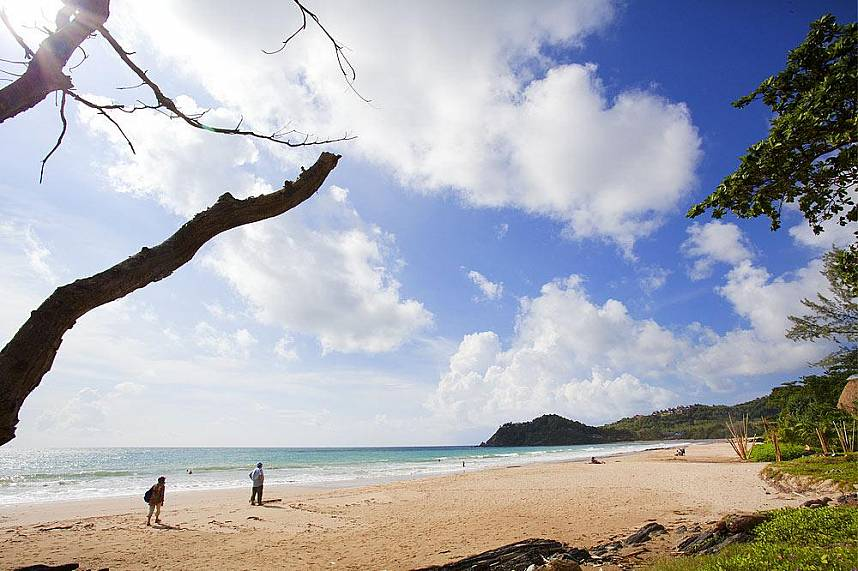 Enjoy a lovely walk along Koh Lantas fine beaches during your holiday
