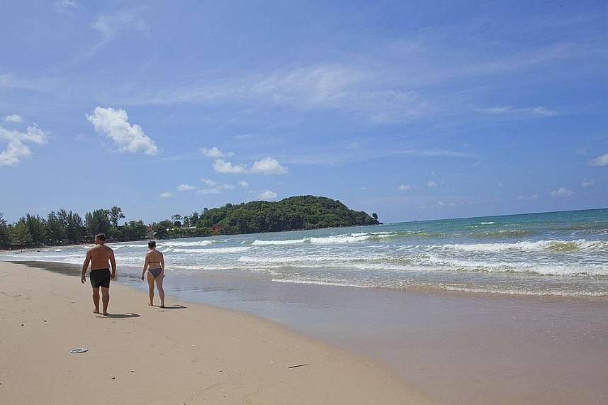 A holiday on the remote beaches in Koh Lanta guarantees one of the best holidays