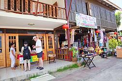 Старый город острова (Ко) Ланта - Koh Lanta Old Town