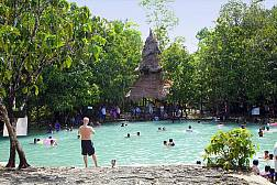 Emerald Pool in Krabi