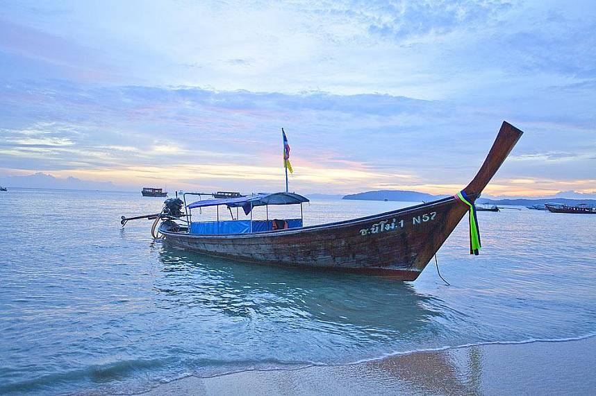 Ao Nang Beach Krabi - a truly picturesque Thailand holiday destination
