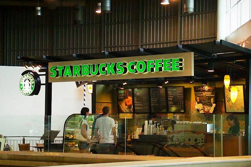 Have a coffee break during your stay at Royal Garden Plaza Pattaya