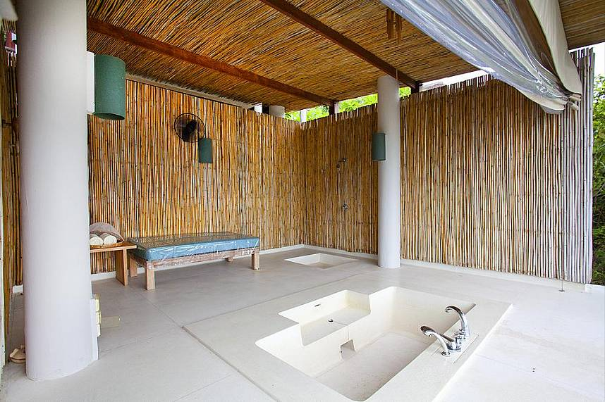 A visit at Six Senses Spa during your Koh Samui beach vacation should not be missed