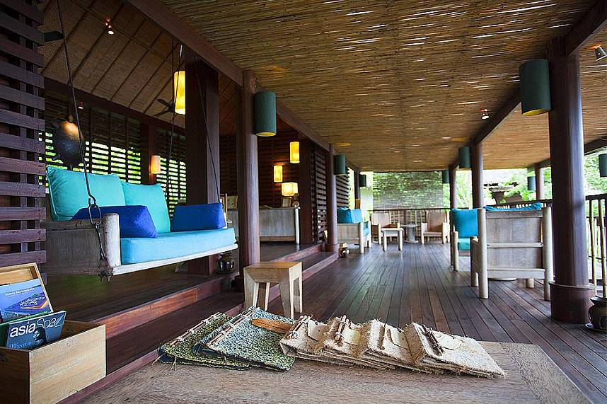 Step into Six Senses Spa Koh Samui and enjoy the spa treatment in a fantastic environment