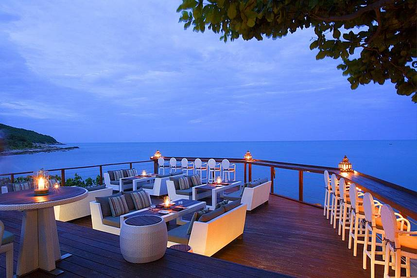 Rockpool Restaurant Koh Samui offers you during your Thailand beach holiday a real culinary highlight