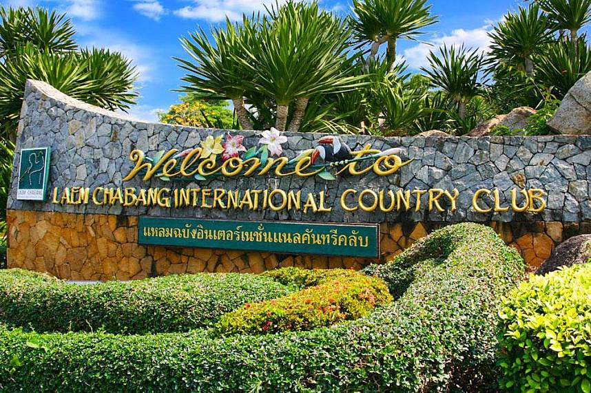 Laem Chabang International Country Club welcomes you