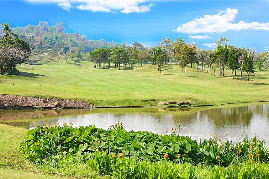 Perfect for a day out in the nature - Laem Chabang International Country Club