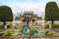 Парк Трёх Королевств за Сукхумвитом в Паттайе