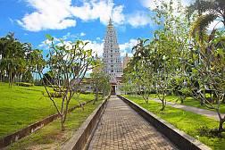 Храм Ват Ян (Wat Yansangwararam) недалеко от Паттайи