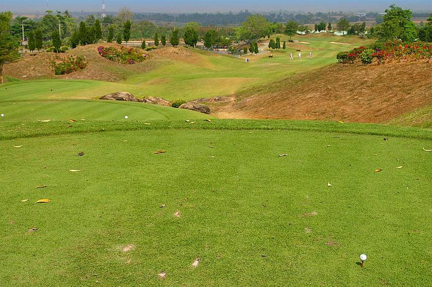 St. Andrews 2000 Golf Club Pattaya - one of the most famous golf courses