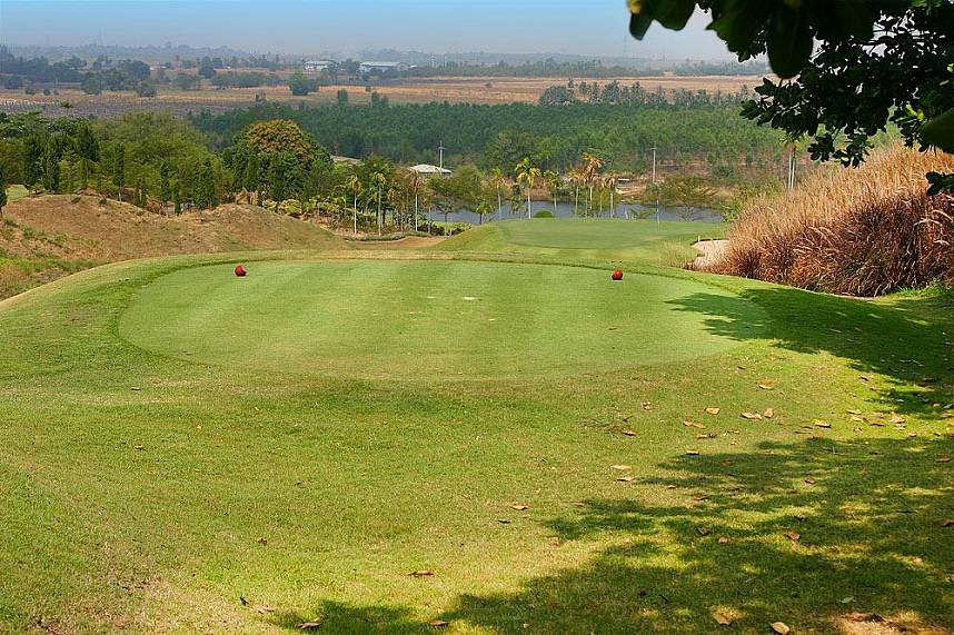 It is famous and challenging - St. Andrews 2000 Golf Club Pattaya