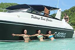 Pattaya Boot Charter