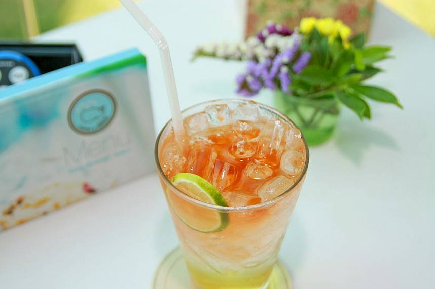 Enjoy during your Pattaya holiday a cold drink at Coffee and Sweets Pattaya