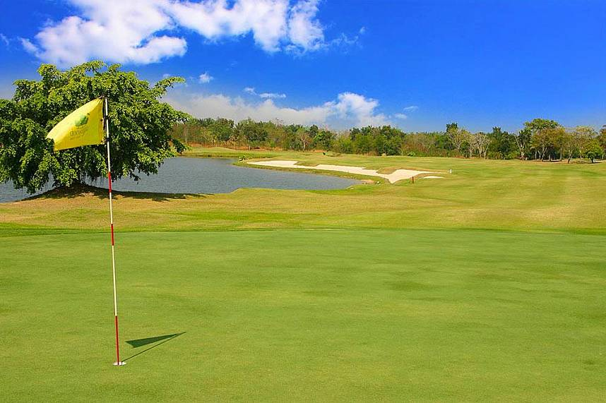 Greenwood Golf and Country Club Pattaya - a great colf course